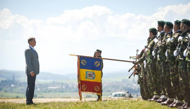 Foto: Demonstrație de forță a militarilor români