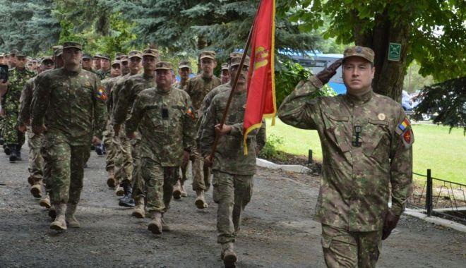 """Foto: Depozitul 194 Armament și Muniții """"Valea Prodăii"""", 80 de ani de la înființare"""