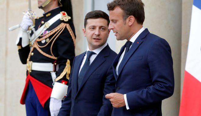 Dialog Macron - Zelenski, înainte de summitul din septembrie - dialog-1567204928.jpg