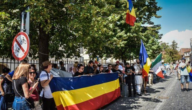 """Foto: FIREA: """"Nu pot fi de acord cu declarațiile din ultimele ore despre ce reprezintă diaspora"""""""