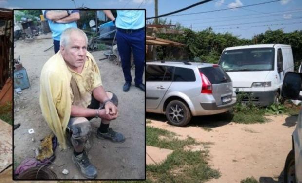 Foto: Cazul Caracal capătă proporții! Au apărut alte TREI VICTIME ale lui Gheorghe Dincă