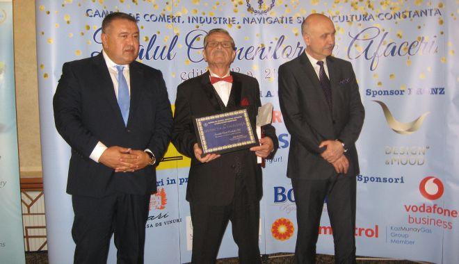 Foto: Distincție de excelență pentru Comat Constanța, la împlinirea a 70 de ani