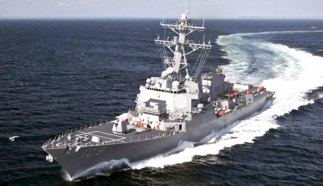 Distrugătorul USS