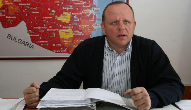 Foto: Primarul de la Agigea, Cristian Cîrjaliu, susținut de PSD pentru un nou mandat