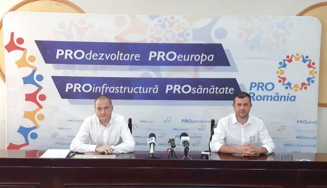 """Foto: Mircea Dobre: """"Constanţa are nevoie de o legătură eficientă a transportului cu servicii Smart City"""""""