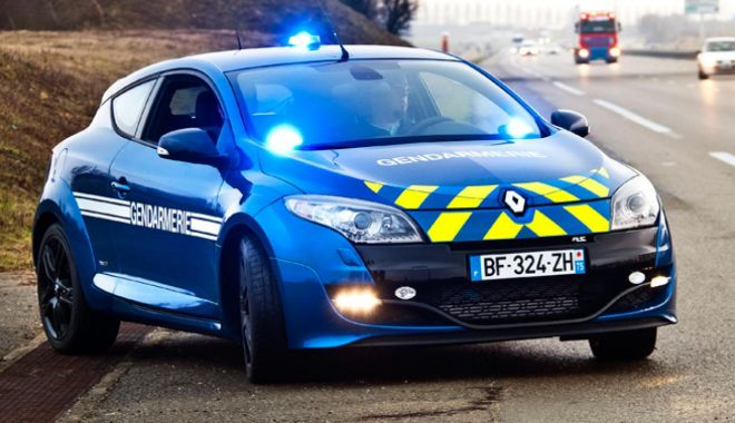 Foto: Doi ani de închisoare în Franța pentru un șofer român. Iată ce a făcut!
