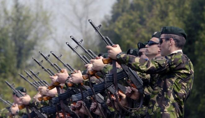Foto: 700 milioane de lei se duc la bugetul Apărării