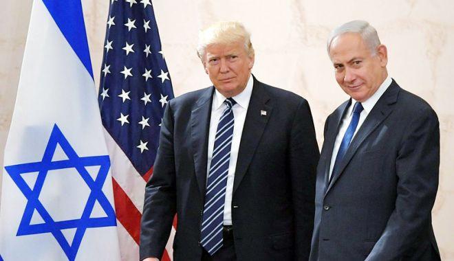 Donald Trump acceptă și soluția cu un singur stat pentru Israel  și Palestina - donald-1538054513.jpg