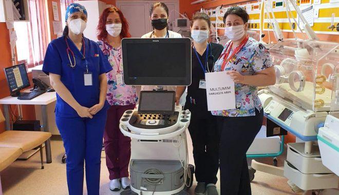 CELCO a donat Spitalului Județean un aparat medical de 300.000 lei - donatie-1591684764.jpg