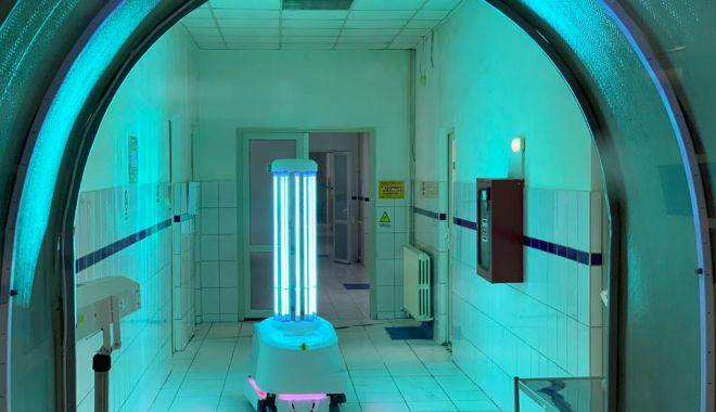 Robot de ultimă generație, donat Spitalului de Boli Infecțioase - donatielaspital-1589392284.jpg