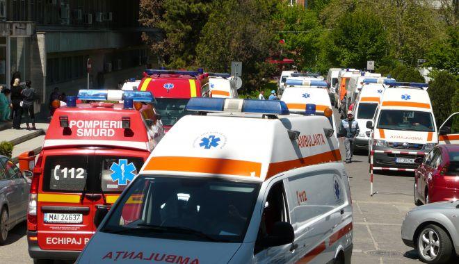 Foto: Doi pacienți suspecți de COVID 19, anchetați pentru că au părăsit spitalul