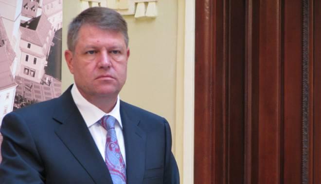 Foto: Dosarul de incompatibilitate  al lui Iohannis, judecat pe 14 ianuarie