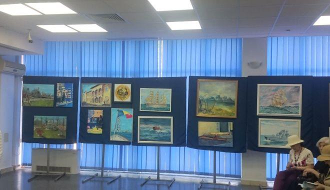 Foto: Două noi expoziții, la Muzeul Marinei, sub auspiciile a 50 de ani de existență