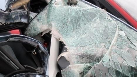 Foto: Un preot și soția sa, morți într-un groaznic accident rutier. Cei doi se întorceau de la Ierusalim