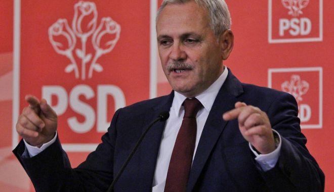 Liviu Dragnea îl acuză pe Klaus Iohannis de învrăjbirea românilor - dragnea-1557766505.jpg