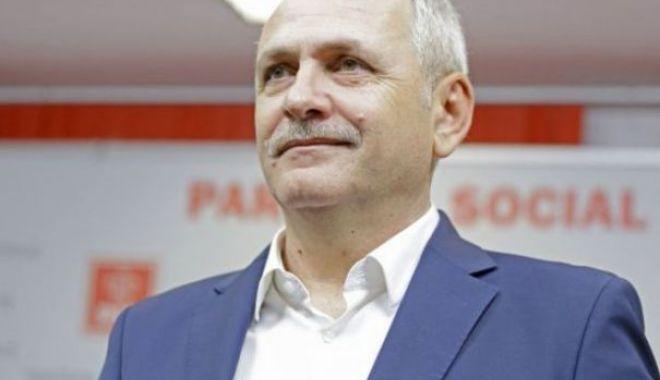 Liviu Dragnea: Documentul pentru punerea sub acuzare pentru înaltă trădare a lui Klaus Iohannis e gata - dragnea31465x215-1533539403.jpg