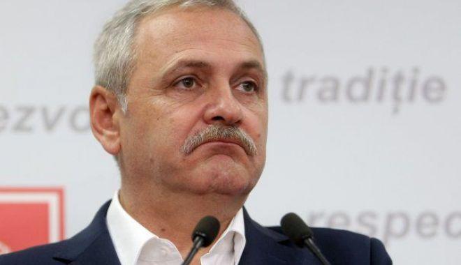 Liviu Dragnea, la Guvern. Îi cere Vioricăi Dăncilă să găsească o soluție pentru rectificarea bugetară - dragnealiviu605x-1536076195.jpg