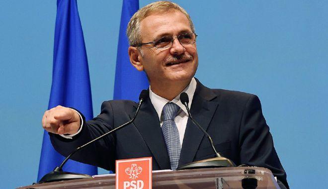 Foto: Liviu Dragnea promite dublarea pensiilor în 2021
