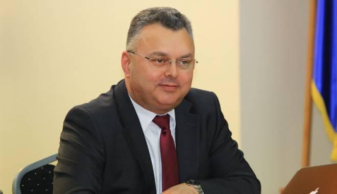 Foto: Președintele PNL Constanța, deputatul Gheorghe Dragomir, candidatul partidului la președinția Consiliului Județean Constanța