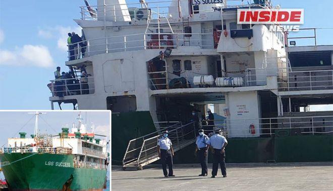 Droguri la bordul unei nave. Cinci marinari au fost arestați - drogurilaborduluneinave-1592375035.jpg