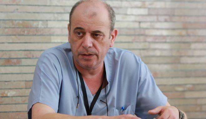 Foto: S-a stins din viață prof. dr. Constantin Tica