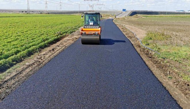 Drumul comunal 89 dintre Constanţa şi Poiana, modernizat - drumulcomunal-1600713332.jpg