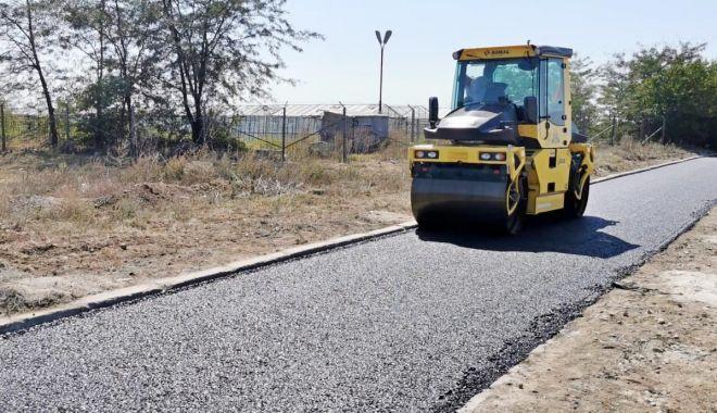 Drumul de acces către Baza Aeromedicală SMURD este asfaltat - drumuldeacces1-1600362506.jpg