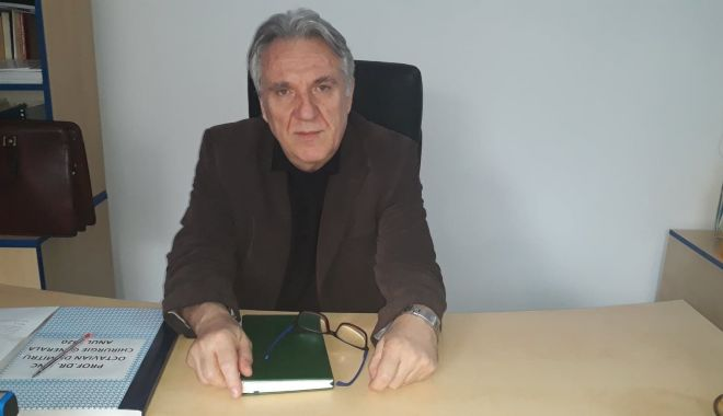 Prof. univ. dr. Octavian Dumitru Unc: