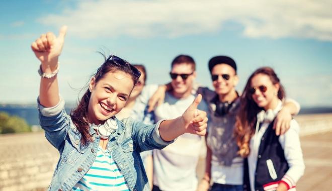 Foto: DJST Constanța, organizatoare de evenimente pentru tineret