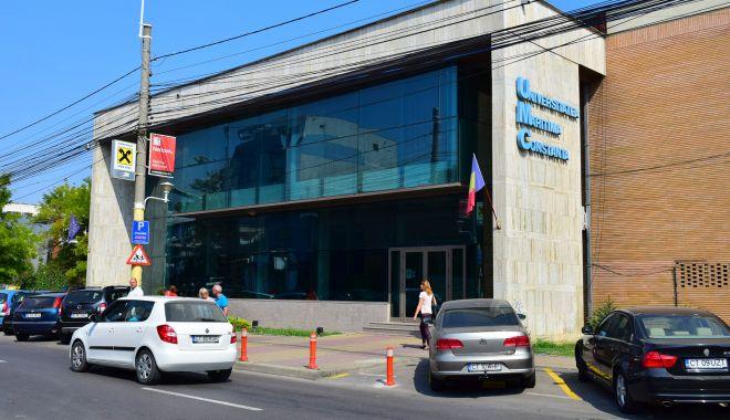 Foto: Dublu eveniment, la Universitatea Maritimă din Constanța