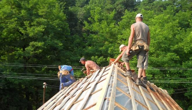 Foto: Companiile de construcții din Israel angajează români