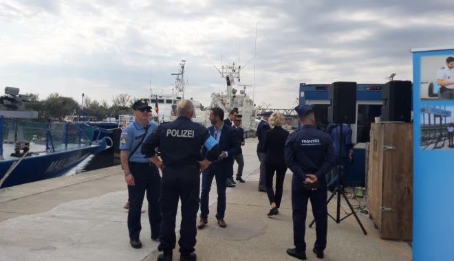 GALERIE FOTO. Conducerea FRONTEX, în vizită la Grupul de Nave Mangalia - e2bbb8beeccf4ffbbb1915ce4fa88f5c-1631791959.jpg