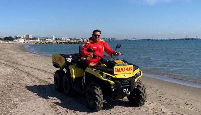Foto: Echipamente de intervenție pentru salvamarii de pe plajele Constanței