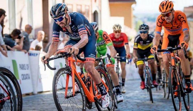Foto: Eduard-Michael Grosu a câştigat ediţia a 53-a a Turului ciclist al României