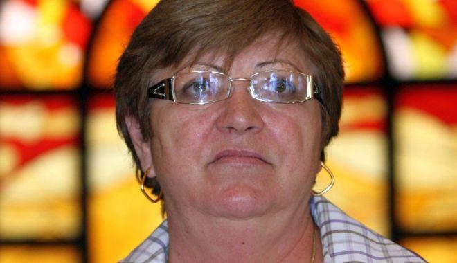 Elena Frîncu, doamna de fier a sportului constănțean.