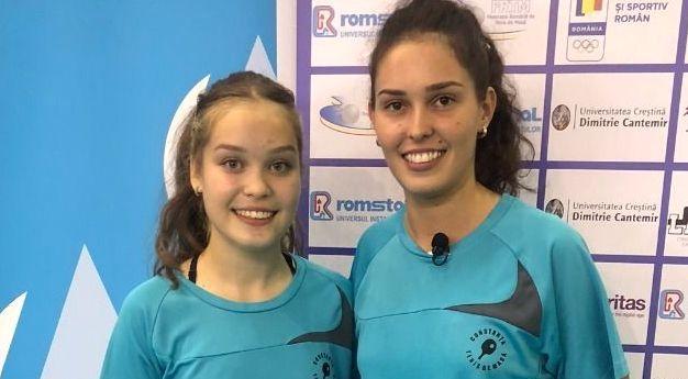 Elena şi Alina Zaharia, surorile de la masa de tenis - elena2-1600272314.jpg