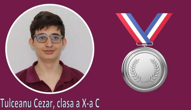 Elev constănţean, medaliat cu argint la Olimpiada de Geometrie, din Iran - elevconstantean2-1610292012.jpg