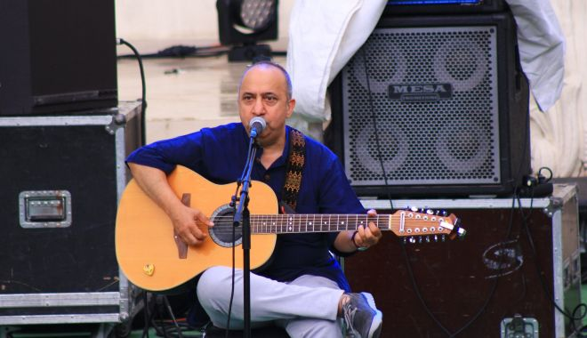 Foto: Emeric Imre și Jimi El Laco cântă la Costinești