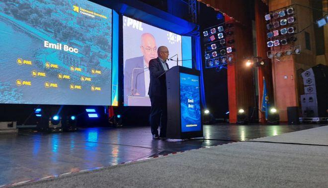 LIVE TEXT. ALEGERI LA PNL CONSTANȚA. Bogdan Huțucă, reconfirmat președinte. ORBAN ȘI CÎȚU, PREZENȚI LA EVENIMENT - emilboc-1627315714.jpg