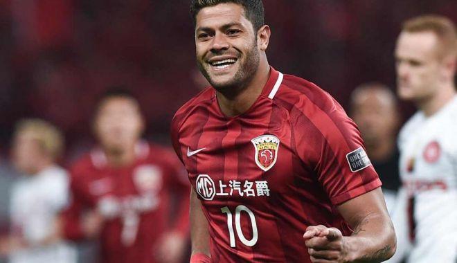 Foto: Hulk nu exclude o revenire în fotbalul european. La ce echipă poate ajunge