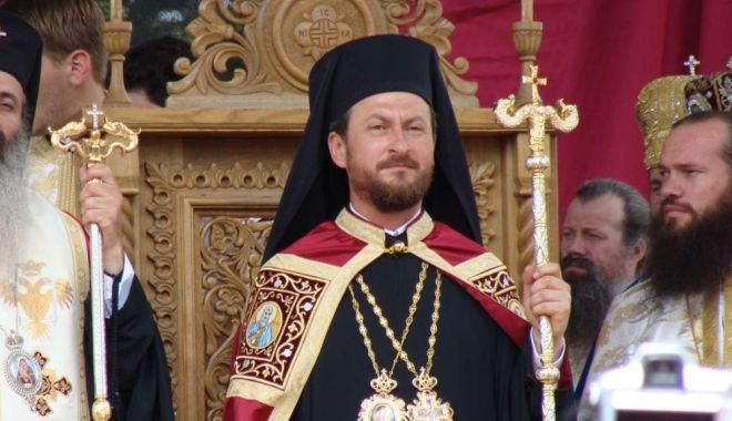 Foto: Fostului episcop al Hușilor, cercetat pentru agresiune sexuală, a fost eliberat din închisoare
