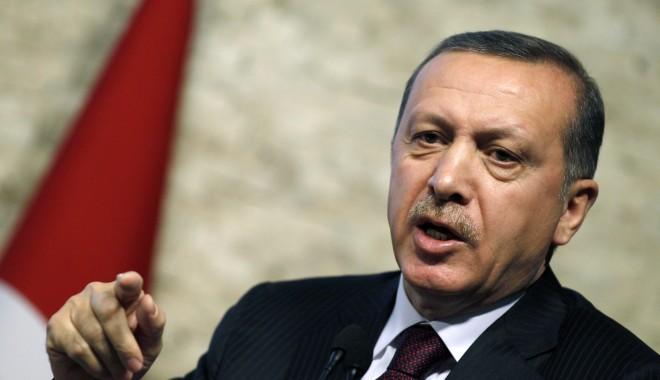 Foto: Turcia/ Erdogan își anunță victoria și promite să se răzbune pe adversarii săi