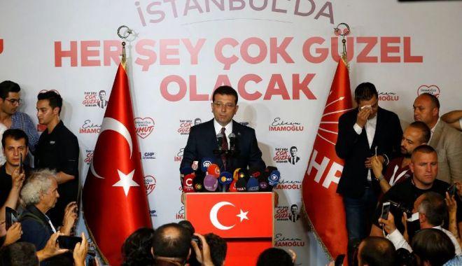 Foto: Erdogan nu mai este invincibil: a pierdut Istanbulul! Victorie clară a opoziției