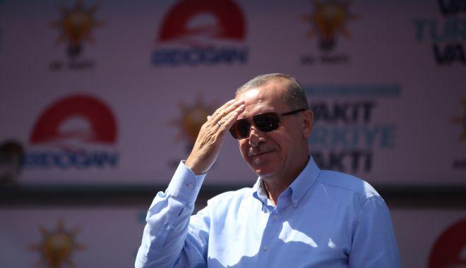 Foto: Erdogan explică de unde a venit ordinul prin care a fost ucis jurnalistul saudit