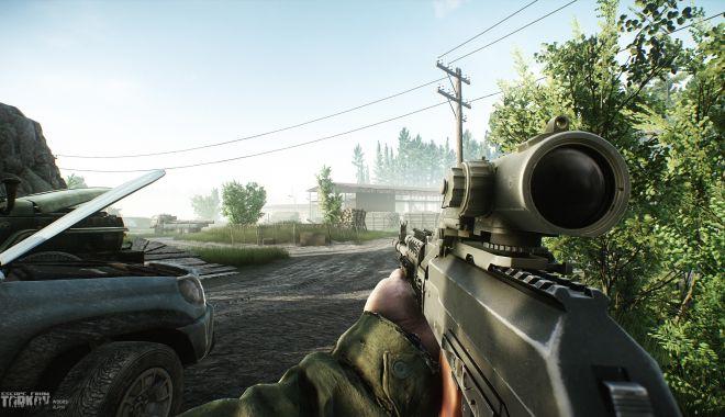 Foto: O nouă expansiune a hărții și mai multe evenimente periculoase în jocul Escape from Tarkov