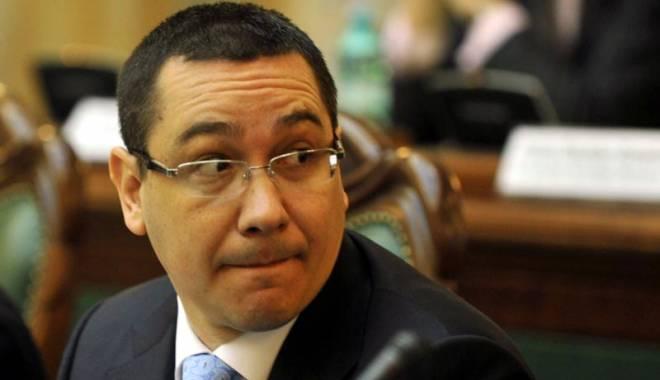 Foto: Este Victor Ponta o piatră de moară de gâtul economiei?