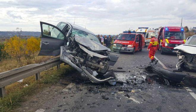 Foto: Europa vrea să înlocuiască mașinile ucigașe cu autovehicule inteligente și sigure