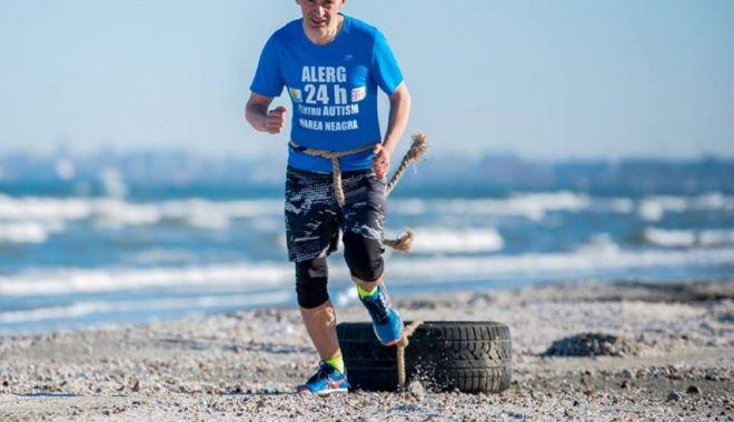 """Foto: Evenimentul """"Alerg 24 de ore pentru autism"""" se va desfășura în luna septembrie"""