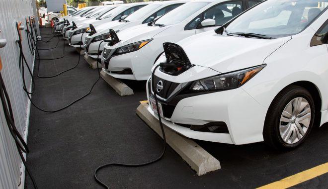 Foto: Europa a vândut mai multe mașini pur electrice decât China