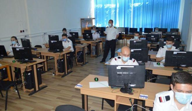 Examene la Academia Navală. Licența susținută în săli, disertația online și admiterea după media de la Bac - examenelaacademie-1594312840.jpg